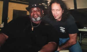 Andy Aledort and Buddy Miles